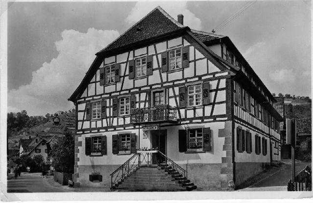 Hotel Sternen Lautenbach
